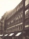"""bis 1791 – Gasthaus """"Blauer Engel"""", Veranstaltungsort der Harmonie"""