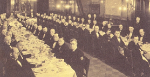 1934 – Geburtstagsfeier