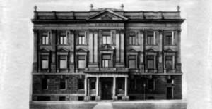1887 – Vereinigung der Gesellschaften Harmonie und Erholung und Bau des Gesellschaftshauses