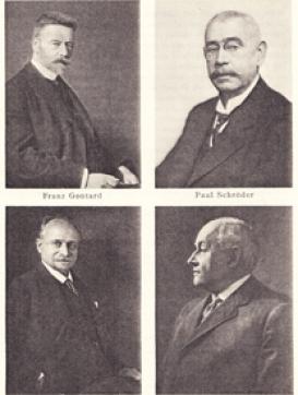 1912 – 25-jähriges Bestehen des Gesellschaftshauses