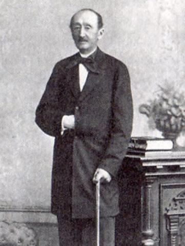 1881 – Stiftung des Bankiers und Geheimen Kammerrats Wilhelm Theodor Seyfferth